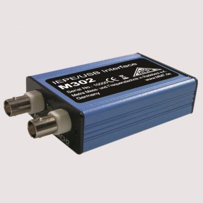 Acquisitore vibrazioni USB M302_sito2017