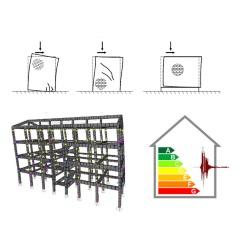 Conoscenza e vulnerabilità degli edifici in muratura e cemento armato