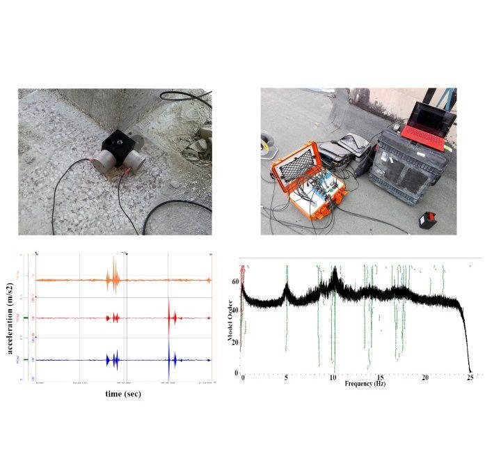 Giornata formativa: l'analisi modale sperimentale ed il monitoraggio dinamico delle strutture