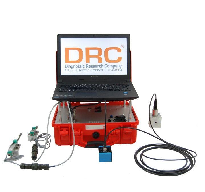 DaTa500 acquisitore statico/dinamico