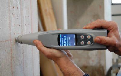 Sclerometro digitale Ectha Pro