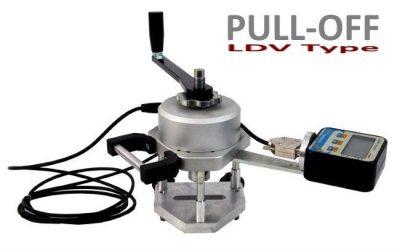DRC presenta la nuova versione del Pull-Off serie LDV